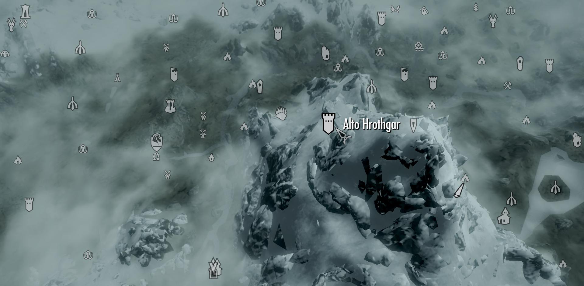 Alto Hrothgar (Skyrim)