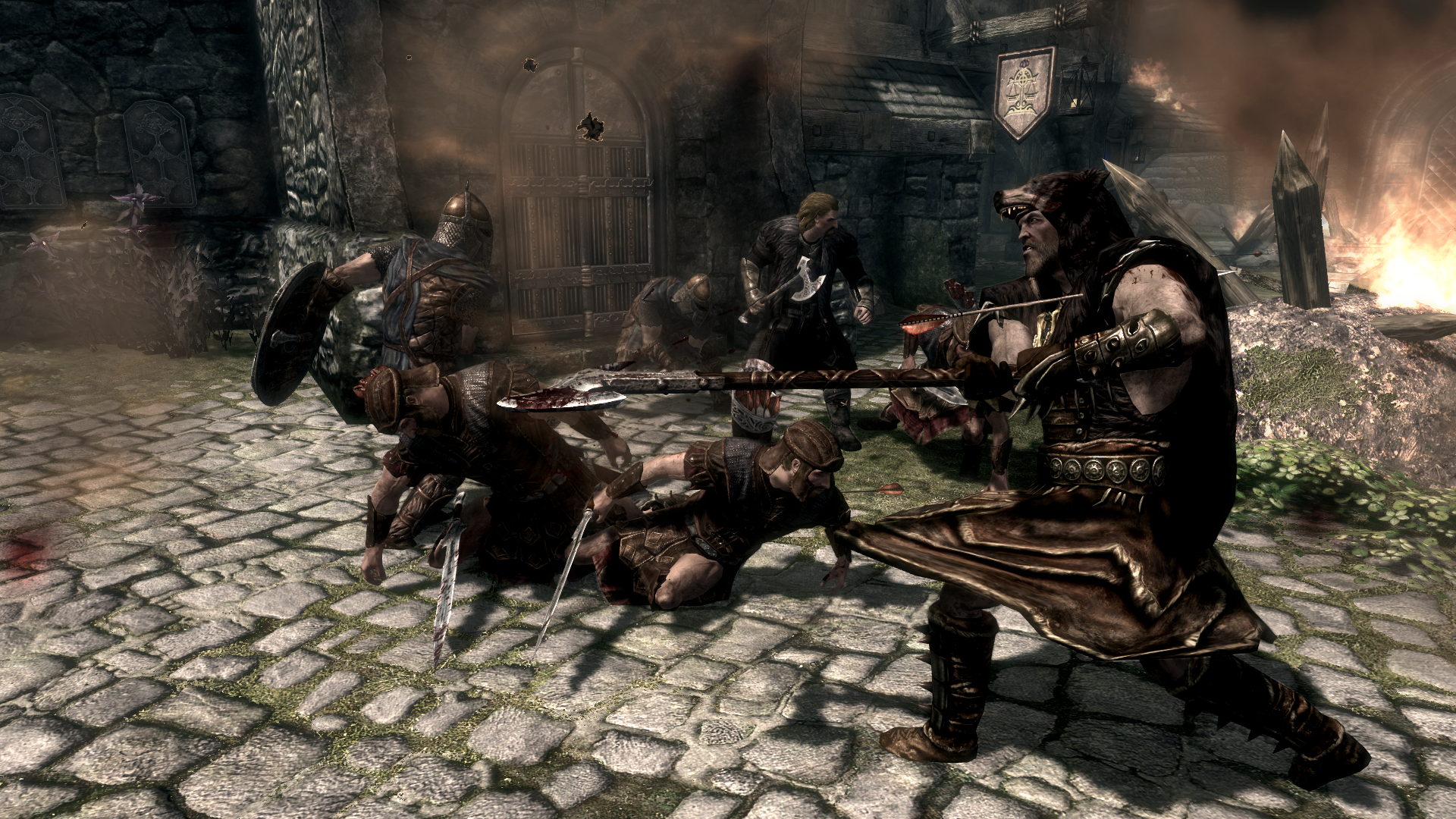 Battle For Solitude Elder Scrolls Fandom