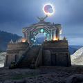 Moon Gate card art