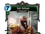 Sai Sahan (Legends)