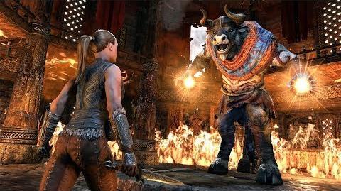 The Elder Scrolls Online Horns of the Reach – официальный видеоролик