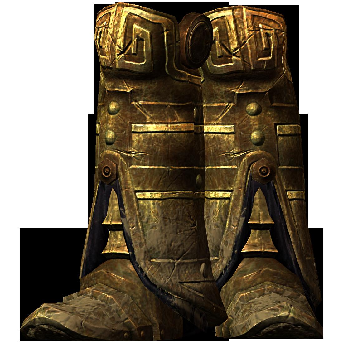 Двемерские сапоги (Skyrim)