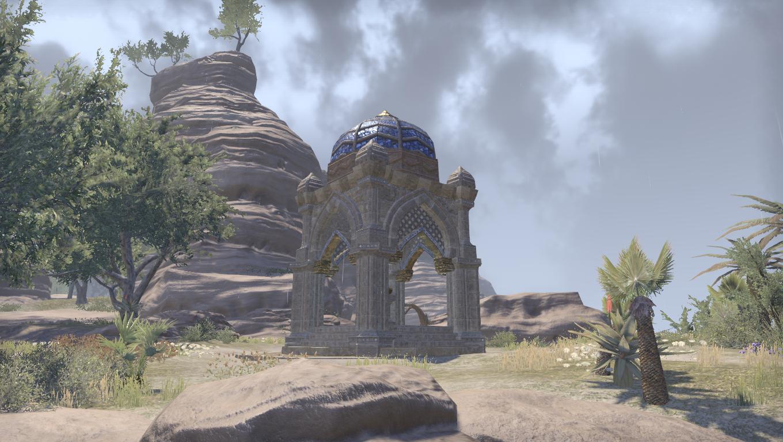 Дорожное святилище Недовольства Зехта