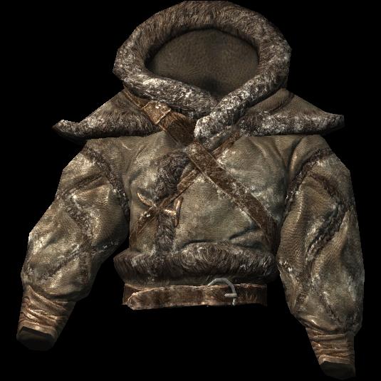 Куртка скаала