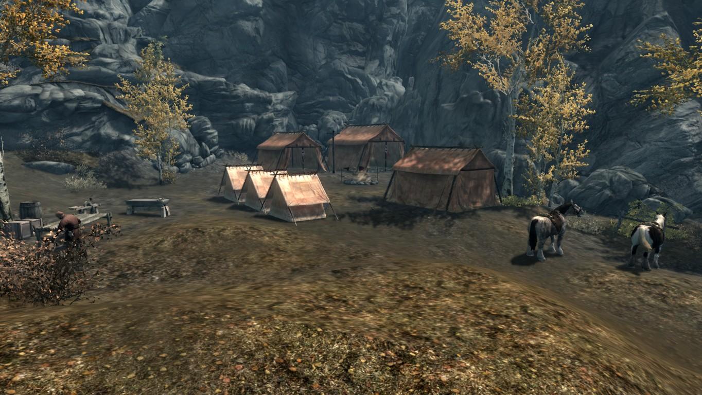 Рифт — Имперский лагерь