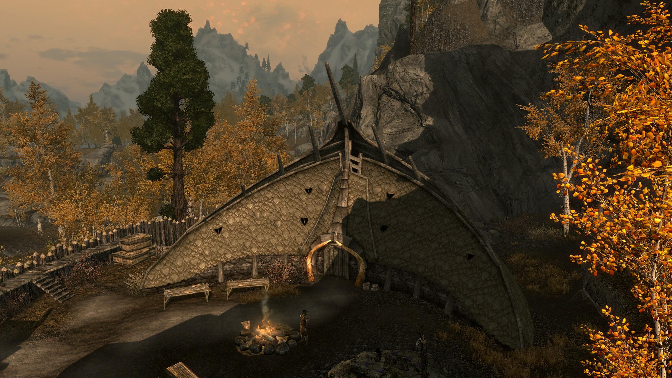Largashbur Longhouse