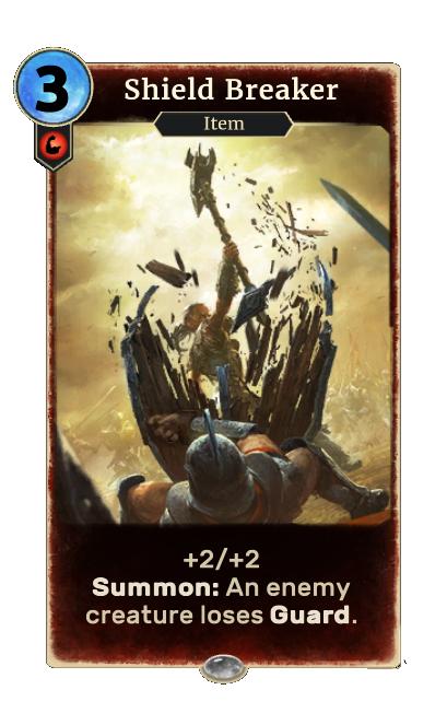 Shield Breaker (Legends)
