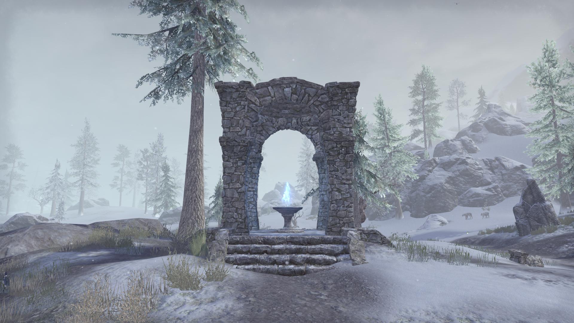 Дорожное святилище Ледяного берега