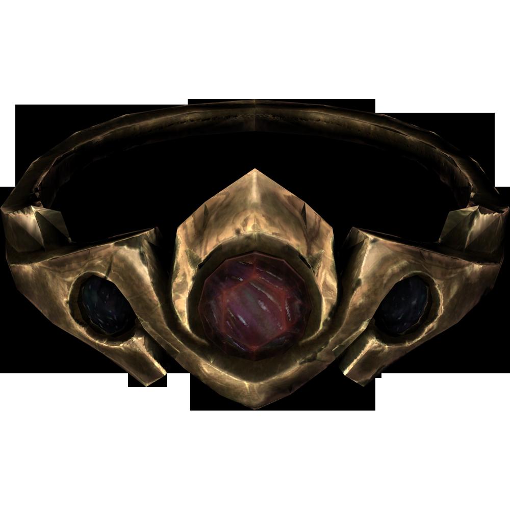 Gold and Ruby Circlet