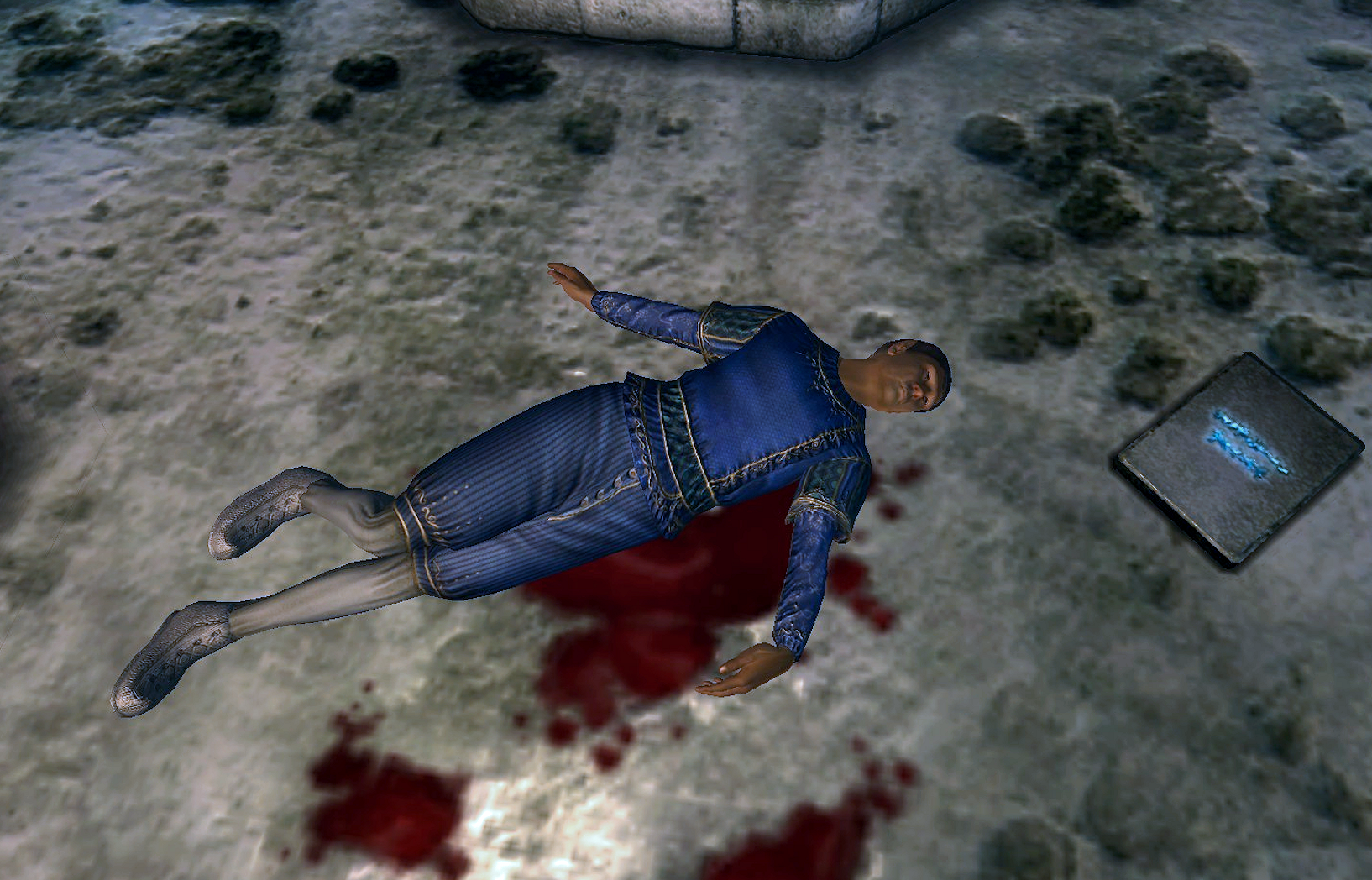 Dead Scholar
