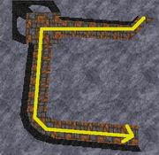 Direnni Tower 27 (mapa) (Daggerfall)