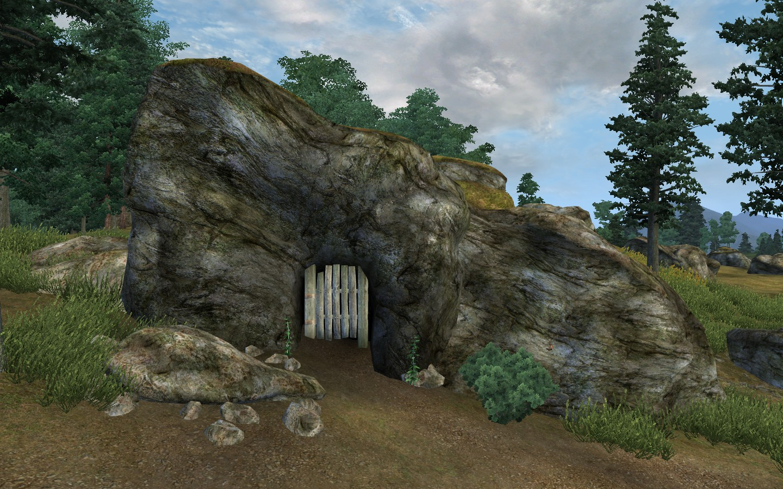 Ветряная пещера