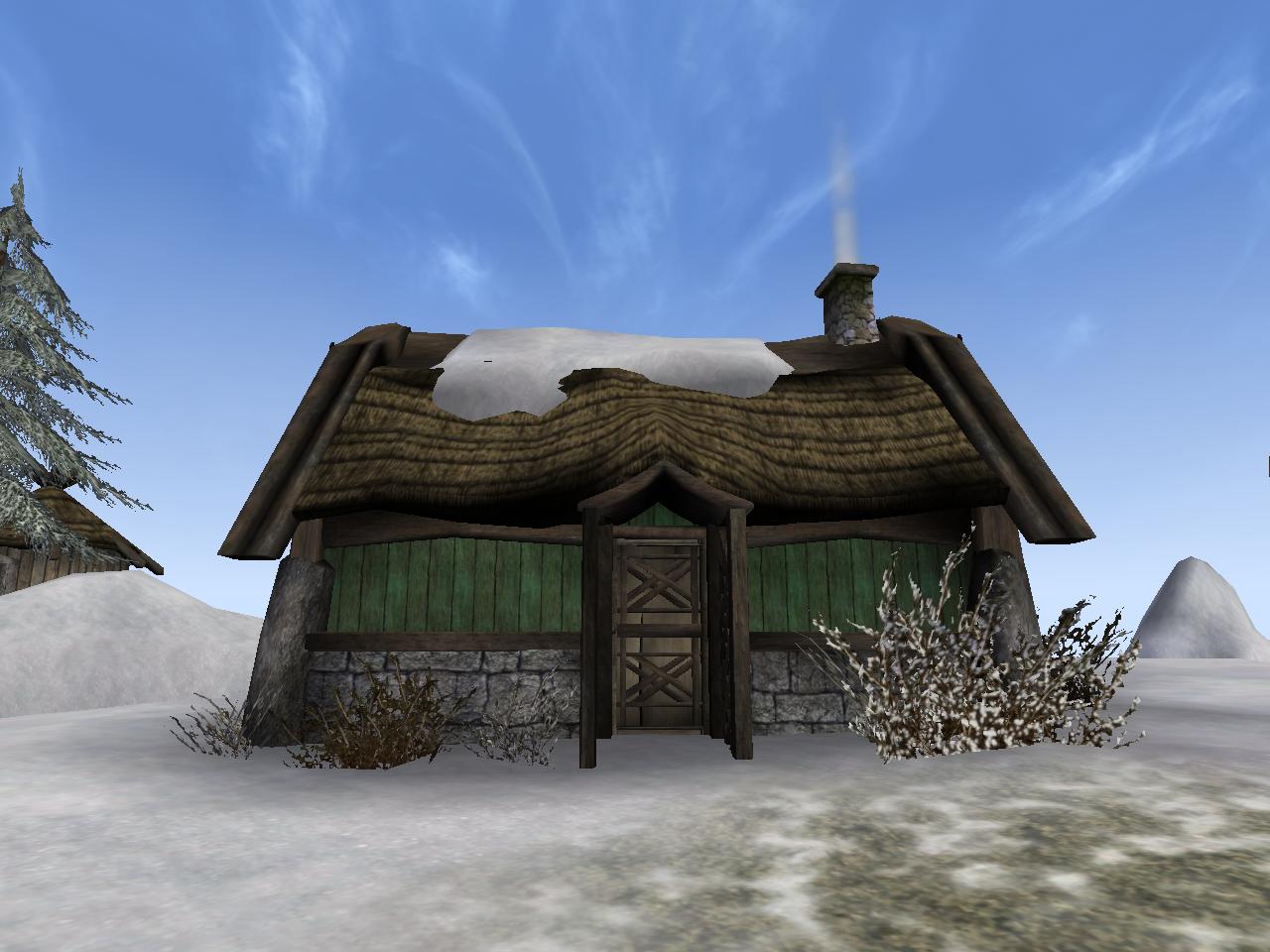 Bronrod the Roarer's House