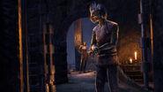 Morrowind slavers camp