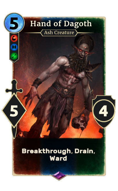 Hand of Dagoth (Legends)