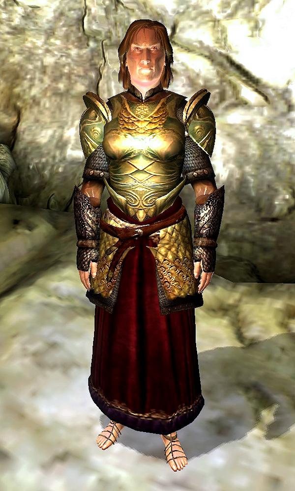 Vampire Monk