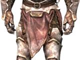 Хитиновый доспех (Dragonborn)