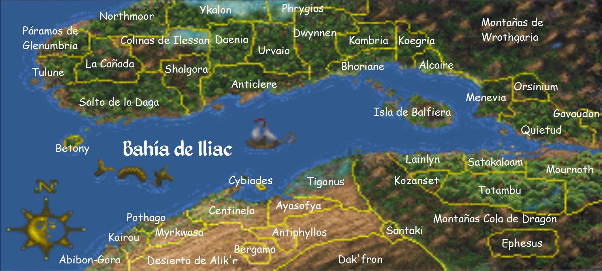 Bahía de Iliac