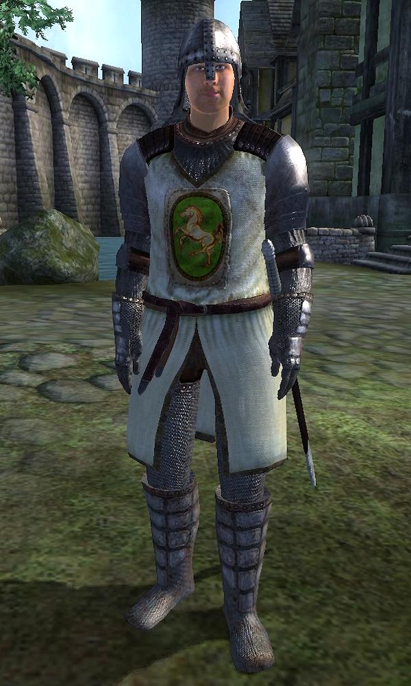 Adamus Phillida's Bodyguard