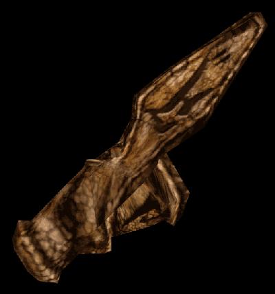 Bonemold Bracer of Horny Fist