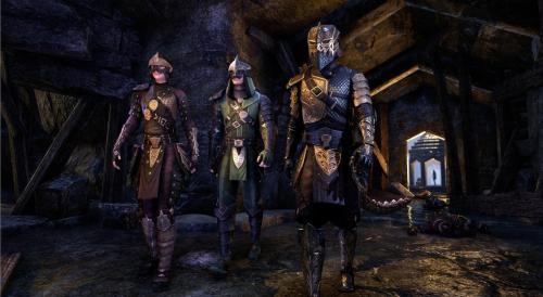Crown Motif: Mercenary