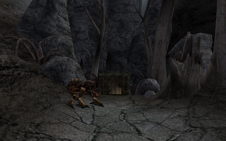Яичная шахта Миссир-Дадалит (Morrowind)