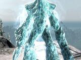 Atronach de Gelo (Skyrim)