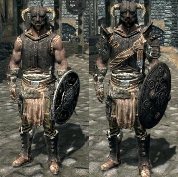 Armatura di Ferro (Skyrim)
