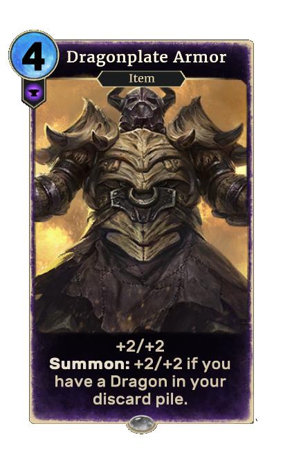Dragonplate Armor (Legends)