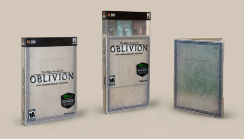Kacj321/Oblivion 5th Anniversary Edition