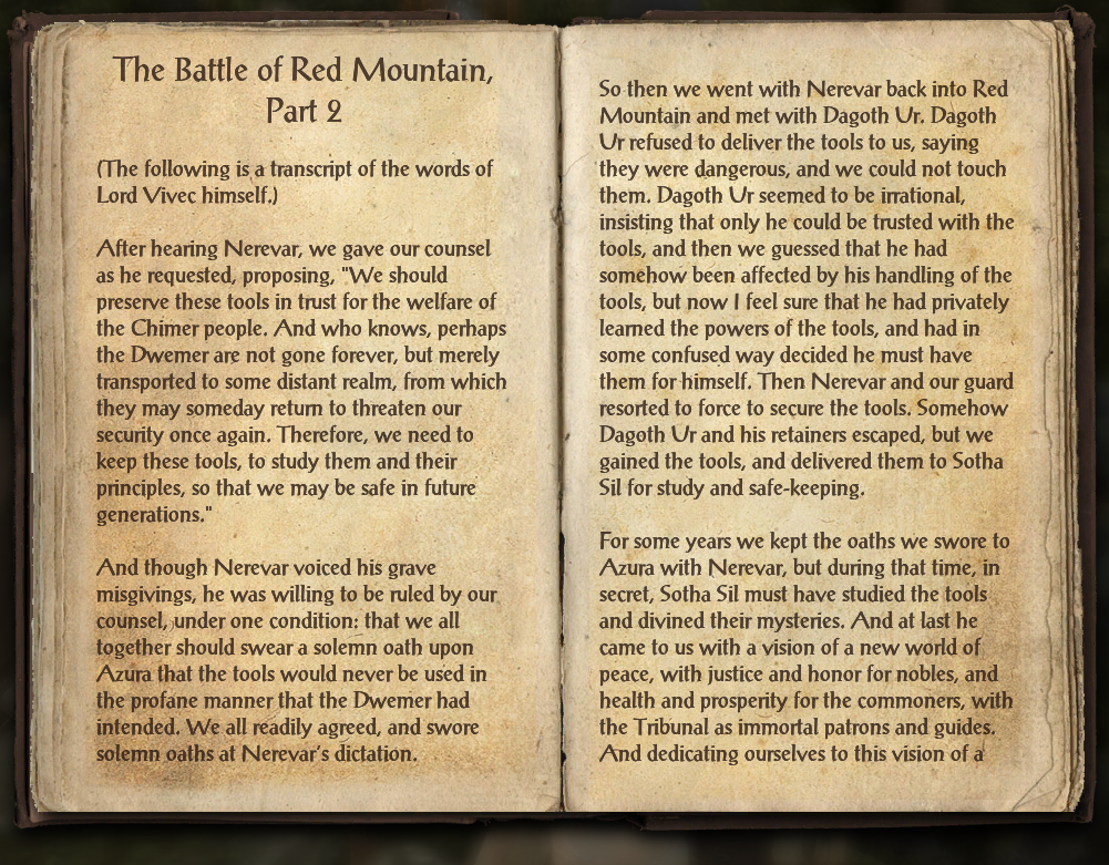 The Battle of Red Mountain, Part 2