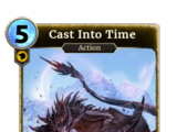 Cast Into Time