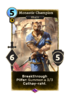 Legends - Monastic Champion