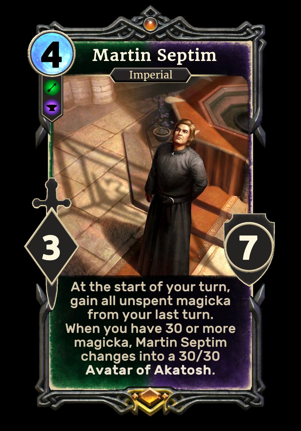 Martin Septim (Legends)