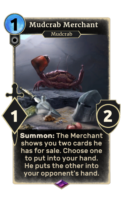 Mudcrab Merchant (Legends)