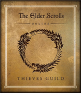 Okładka The Elder Scrolls Online Thieves Guild