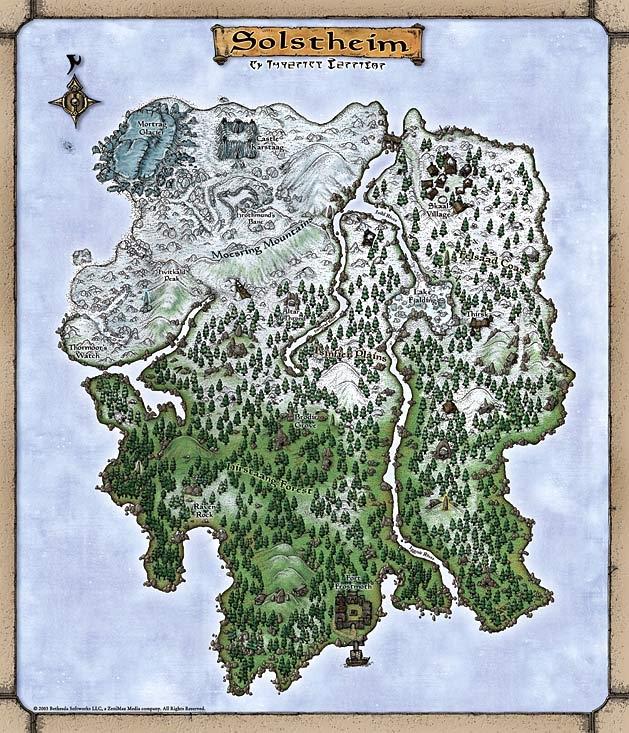 Locations (Bloodmoon)