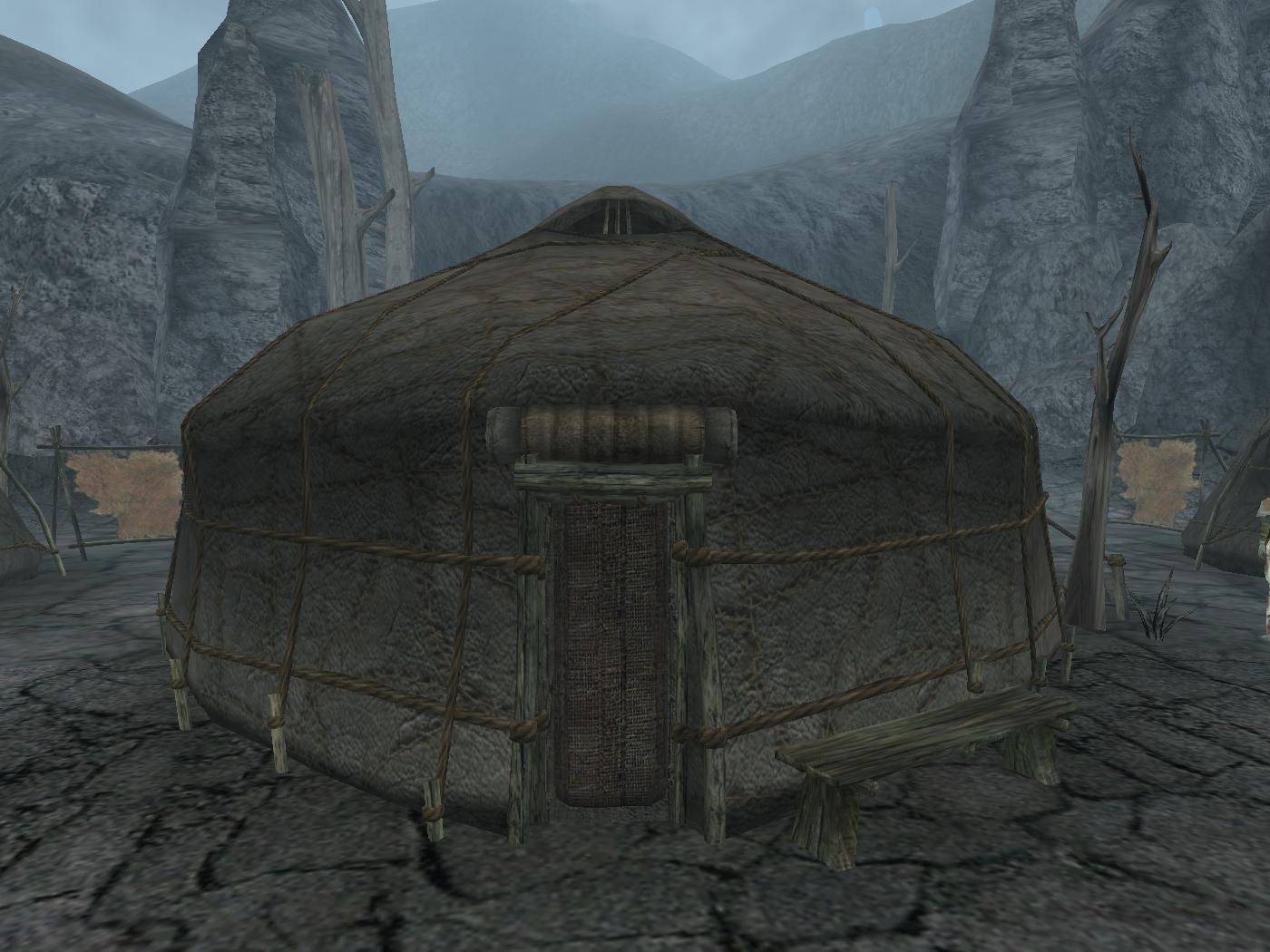 Wise Woman's Yurt (Erabenimsun)