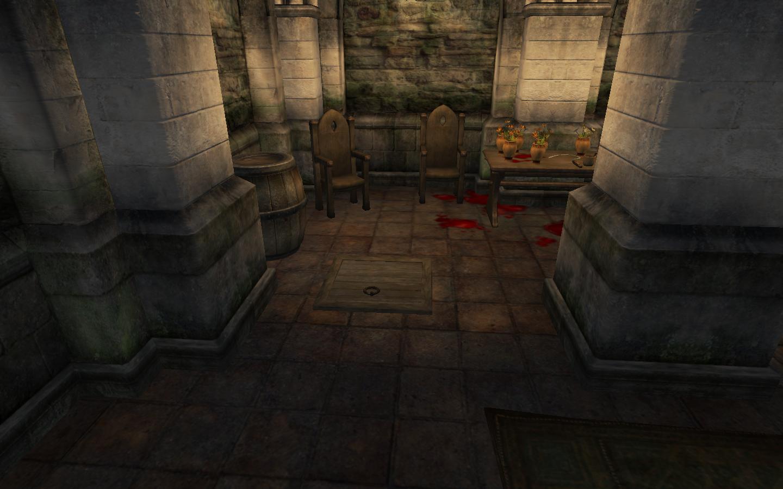 Канализация Храма (Oblivion)