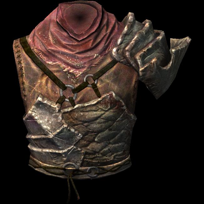 Хитиновая броня (Dragonborn)