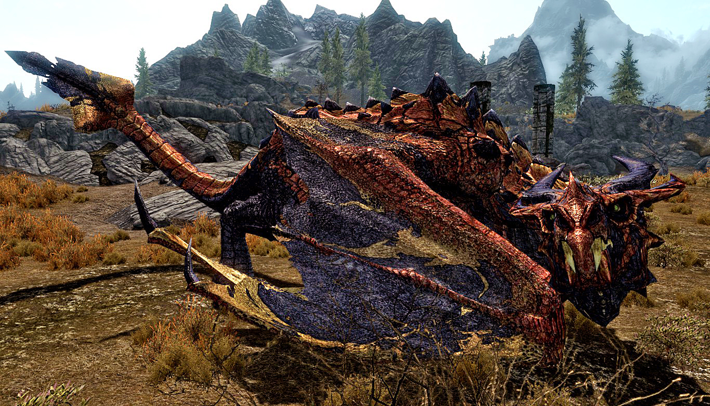 Ancient Dragon (Skyrim)