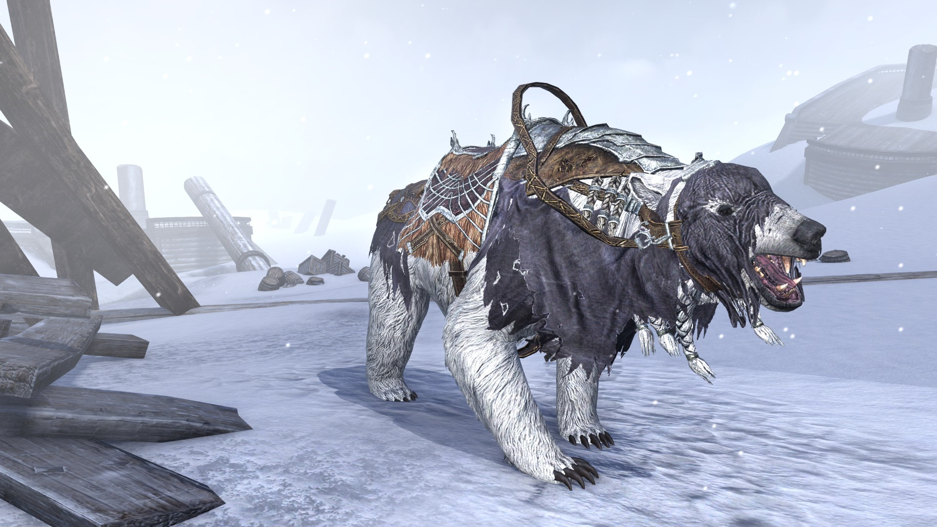 Frostbane Bear