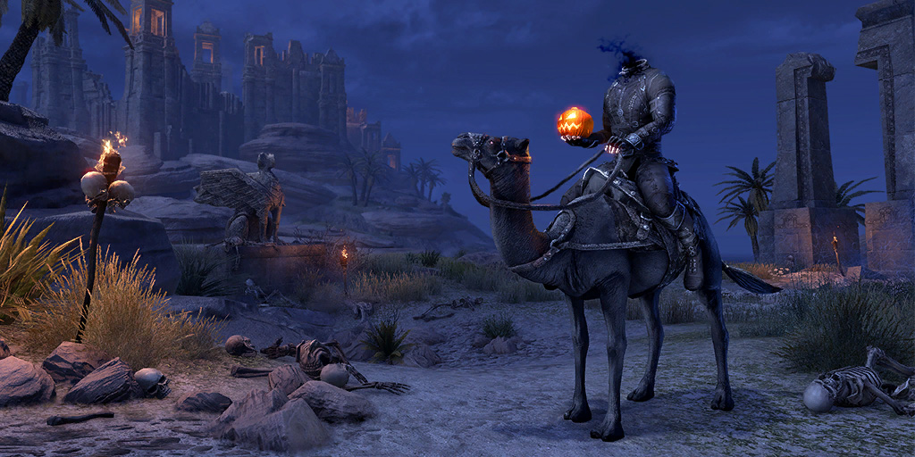 Hollowjack Rider Camel