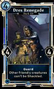 Dres Renegade (Legends) DWD