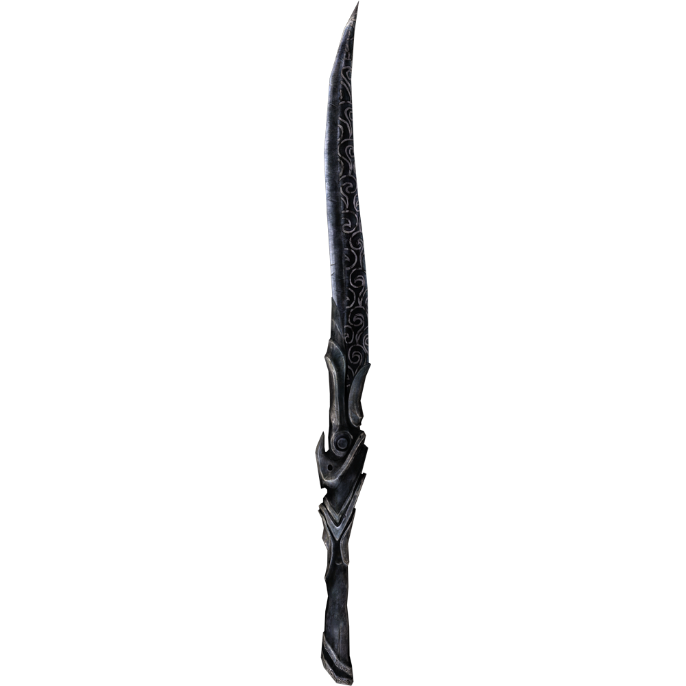 Espada de ébano (Skyrim)
