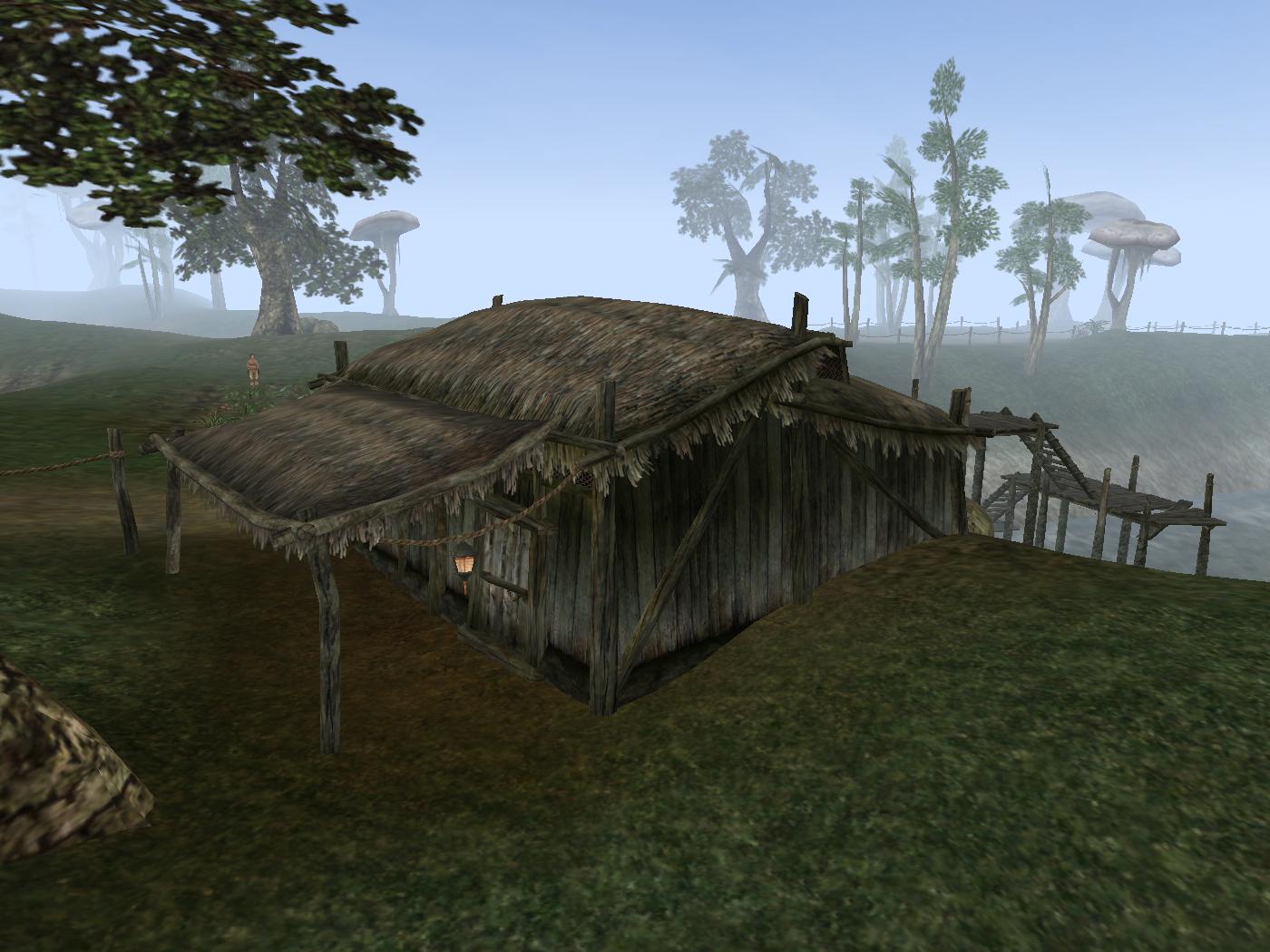 Sterdecan's Farmhouse