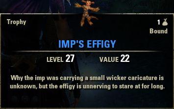 Imp's Effigy