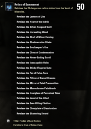 Relics of Summerset Achievement.png