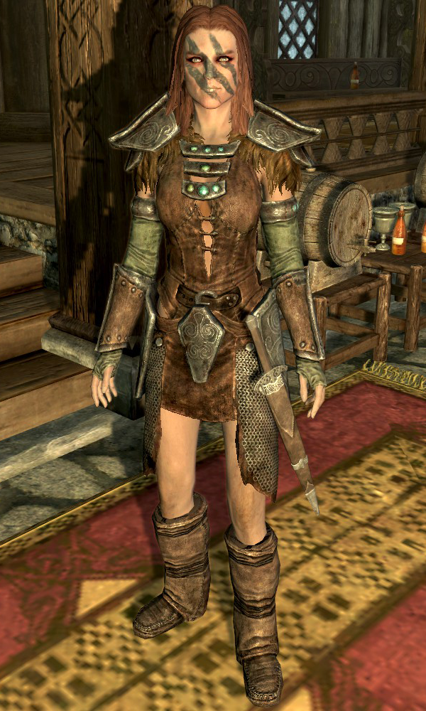 Aela the Huntress (Skyrim)
