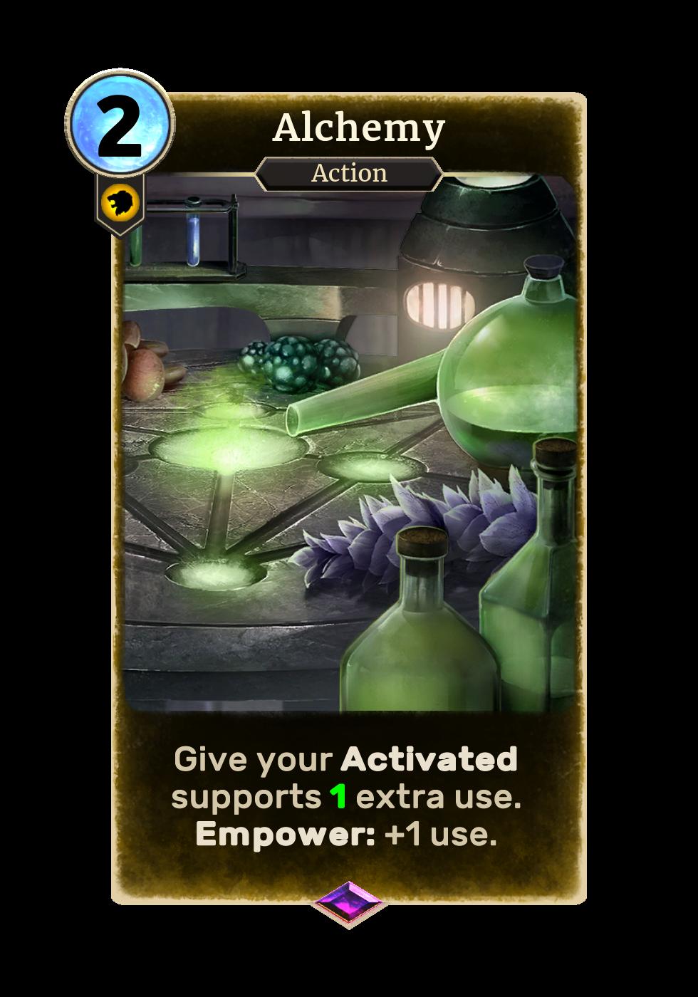 Alchemy (Legends)